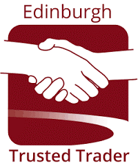 trusted trader logo edinburgh